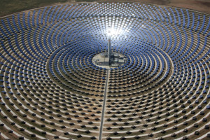 World's largest solar plants
