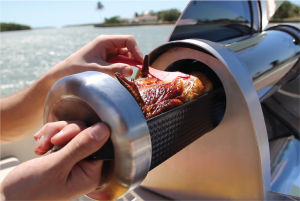 Solar cooker from GoSun